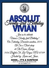 absolut vodka birthday invites on etsy 30 00 party ideas