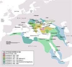 Ottoman Empire Government System Ottoman Empire Government Ks3 Bitesize History The Islamic