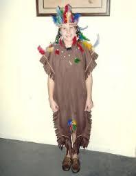 Indian Halloween Costumes Girls Homemade Native American Indian Halloween