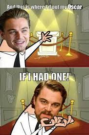 Meme Leonardo - internet s best reactions to leonardo dicaprio not winning an oscar
