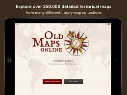Rare Maps Collection Of The by Old Maps A Touch Of History Android Apps On Google Play