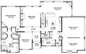 5 bedroom house plans 1 5 bedroom floor plan the toronto 5 bedrooms family designs plan