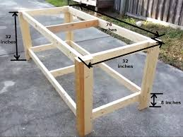 5 Workbench Ideas For A Small Workshop Workbench Plans Portable by How To Build A Sturdy Workbench Inexpensively 5 Steps With Pictures