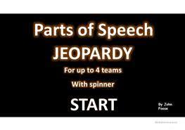 15 free esl parts of speech aka word classes e g nouns verbs