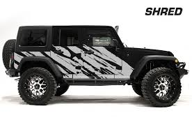 jeep decals jeep wrangler 07 16 vinyl graphics for rear side and front