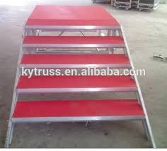 portable folding stage stairs portable folding stage stairs