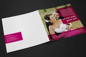 Wedding Pamphlet Template 25 Wedding Brochure Templates Free U0026 Premium Creative Template