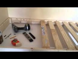 Box Stairs Design Custom Built Stair Box Bed Part 1 Youtube