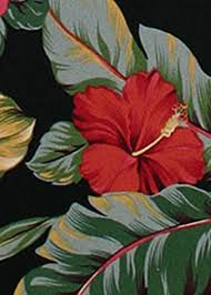 Tropical Upholstery Fabric Name Pau Hana It Means Quitting Time Work U0027s Done It U0027s