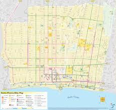 Expo Line Santa Monica Map August 2010 Santa Monica Spoke
