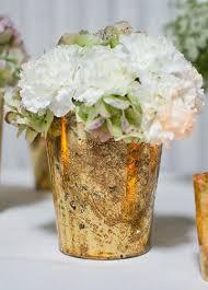 Gold Centerpiece Vases Glam Wedding Decorations Wedding Vases Afloral Com