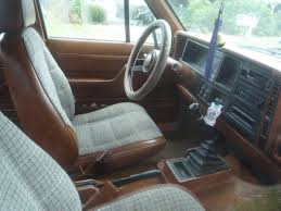 1970 jeep wagoneer interior 1985 jeep cherokee news reviews msrp ratings with amazing images