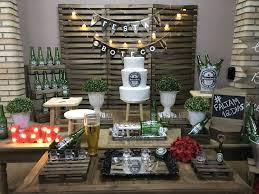 Famosos Tema Boteco Chá Bar Decoração Boteco Heineken Decoração  @GJ79