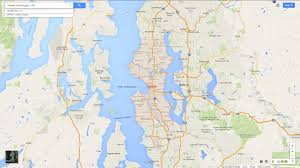 Earthquake Map Seattle by Seattle In Us Map Chicago Map Where Is Seattle Located Seattle