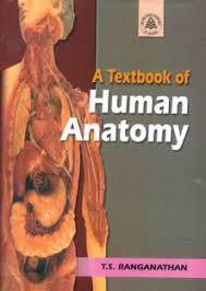 Human Anatomy Textbook Online T S Ranganathan Books Store Online Buy T S Ranganathan Books