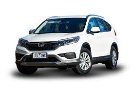 suv honda 2016 2016 honda crv vti 4x4 2 4l 4cyl petrol automatic suv
