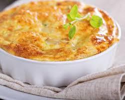 cuisine az tartiflette recette gratin de courgettes à la ricotta facile rapide