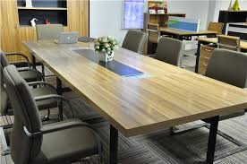 Marble Boardroom Table Modern Walnut Marble Conference Table Specifications 202 Mt01
