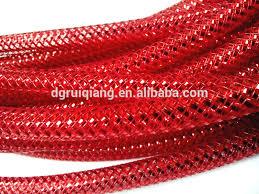 deco mesh ribbon 8mm mesh deco mesh flex tubing ribbon buy deco