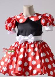 custom boutique minnie dot dress halter mouse vacation cruise