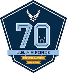 Buckley Afb Map Air Force 70th Anniversary