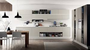 food shelf scavolini modern kitchen melbourne by