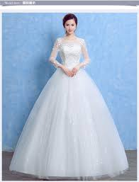 bridal gowns online white wedding gown sleeves christian wedding gowns online