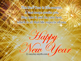 happy new year wishes and greetings easyday