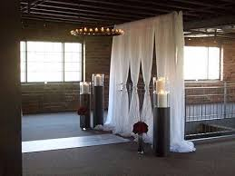 wedding backdrop altar diy wedding altar so simple and did someone say diy