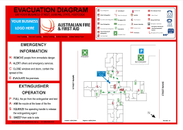 Fire Evacuation Plan Office by Fire Evacuation Procedure Template Virtren Com