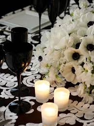 Black And White Centerpieces For Weddings by 38 Best Black Tie Affair Wedding U0027s Images On Pinterest Marriage
