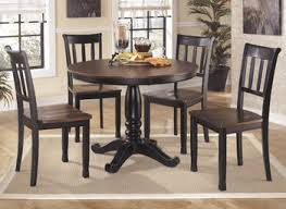 Ashley Furniture Dining Room Sets Prices Ashley Furniture Round Dining Room Sets Rustic Brown Porter Table
