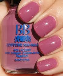 buy lavender pink creme with lots of shimmer and glitter nail color