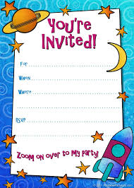 template lovely personalized birthday invitations free printable