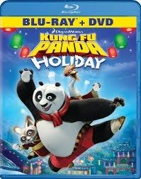 kung fu panda holiday blu ray