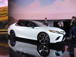 toyota new this is the new 2018 toyota camry you u0027ll buy thousands of them