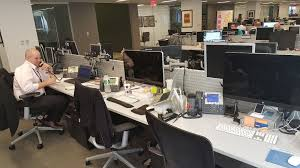 Office Desk Set Up Typical Desk Set Up Wall Journal Office Photo Glassdoor