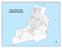 Bronx Map Bronx Press Politics Redistricted Bronx Lines For Senate And