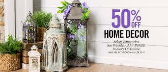 Home Decor Clearance Sale Hobby Lobby Coupons July 2017 Don U0027t Miss Out On These Deals
