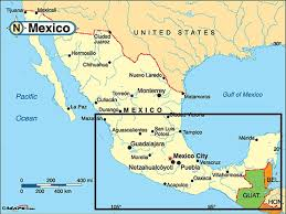 aztec map of mexico aztec empire ppt