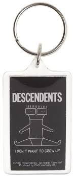 baby keychain descendents baby keychain sourpuss clothing