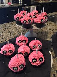 the cupcakes carl the cupcake from five nights at freddy s cakes