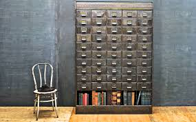 Metal Wall Cabinet Victorian Era Apothecary Steel Wall Of Drawers Cabinet