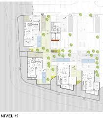 Foresta Floor Plan by Foresta Seis Viviendas Unifamiliares En Torremolinos U2013 Dtr Studio