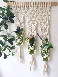 indoor hanging planters view in gallery colorful hanging planters