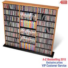 Dvd Storage Cabinet Large Dvd Storage Cabinet Adjustable Cd Shelf Media New