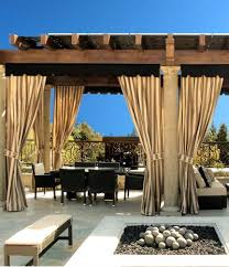 buy outdoor drapes and curtains sunbrella curtains and drapes