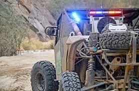 rear race light bar kc hilites 28 multi function rear facing race led light bar 9802