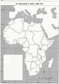 Blank Maps Of Africa by New Page 2