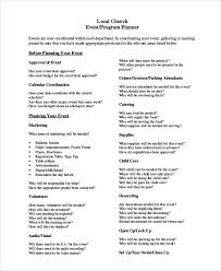Church Programs Template Event Program Template 37 Free Sample Example Format Free